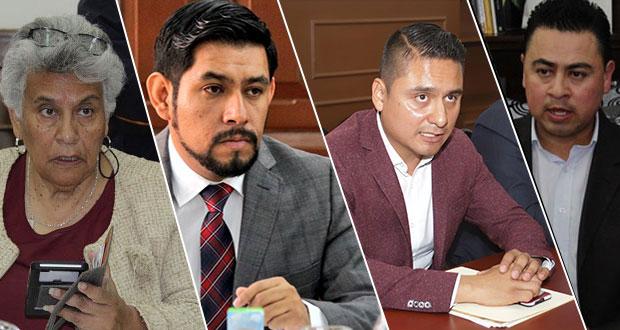 Piden licencia cuatro regidores de Morena; aspiran a una candidatura