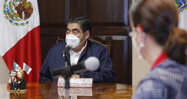 Poco viable que gobiernos estatales adquieran vacunas contra Covid: Barbosa