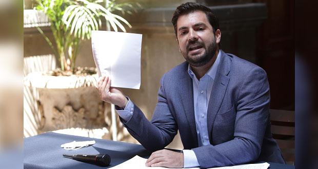 Ricardo Gali denuncia conflictos de interés en candidaturas de PAN en Puebla