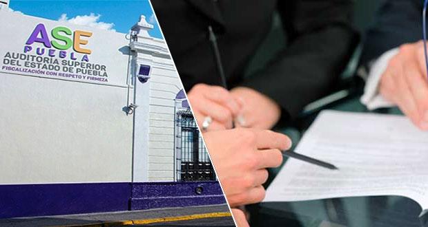 Te interesa ser auditor externo de ASE, está por cerrar convocatoria