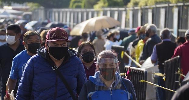 Jueves y viernes, tercera etapa de vacunación masiva en Puebla