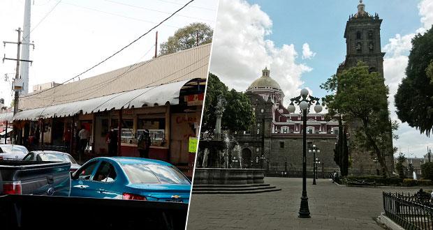 Van 181 mdp para obras en zócalo, mercado Amalucan y barrio México