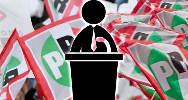PRI define a candidatos a diputados locales; cede dos lugares a panistas
