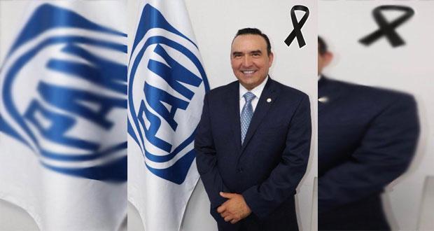 Fallece Luis Olmos, representante del PAN ante el INE, víctima de cáncer
