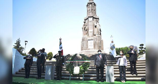 """A 490 años de fundación, ciudad de Puebla, un """"orgullo para México"""""""