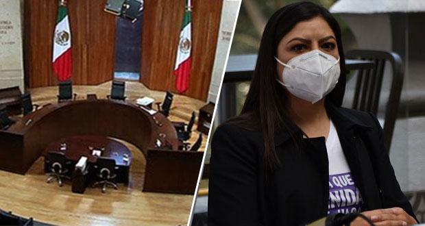 Ante Tepjf, Claudia Rivera busca evitar amonestación por campaña anticipada