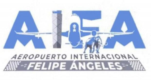 Bajan polémica propuesta de logo para aeropuerto Felipe Ángeles