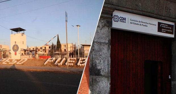 CDH acredita omisión de custodios de San Miguel en muerte de reo en 2019