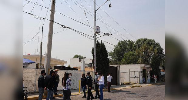 Cámaras de videovigilancia función al 100 en San Andrés: Ssptm