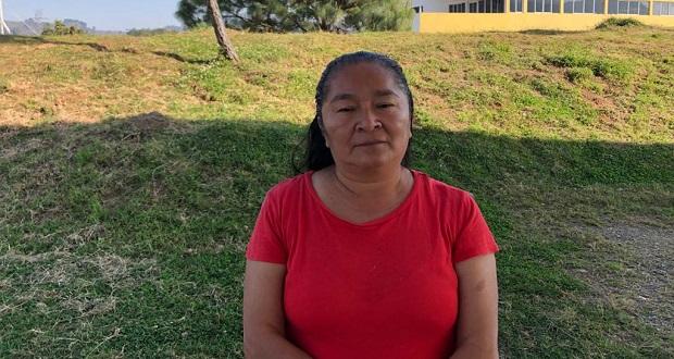 Denuncian escasez de agua localidad de Huauchinango