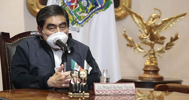 Gobierno no permitirá violencia política como en 2018: Barbosa