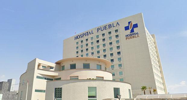 Hospital Puebla, en top 50 de mejores nosocomios privados del país