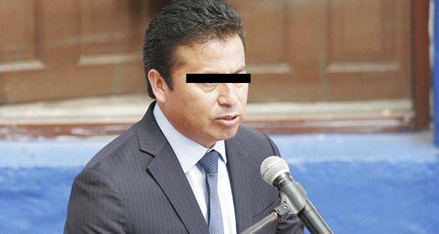 Detienen a Leoncio Paisano, exedil de San Andrés, por desvío de recursos