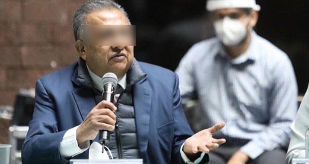 Menor que acusó a Saúl Huerta tiene signos de abuso sexual: peritaje