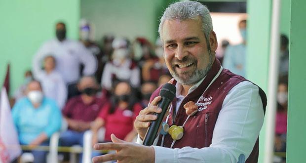 Morena irá con Alfredo Ramírez para gubernatura de Michoacán