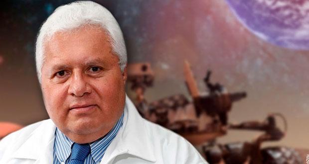 NASA rinde homenaje póstumo a científico mexicano Rafael Navarro