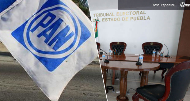 Ordena TEEP a PAN resolver queja contra candidatura de Eduardo Rivera