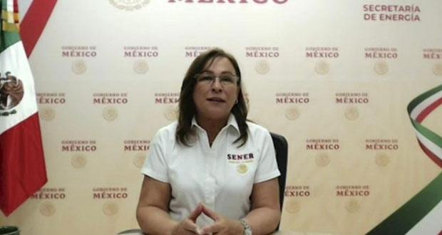 Rocío Nahle pide no satanizar uso de petróleo para el desarrollo