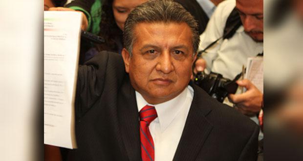Saúl Huerta, acusado de abuso sexual, renuncia a candidatura de Morena