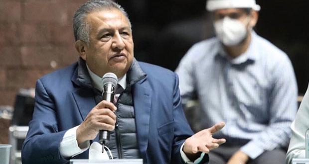 Saúl Huerta queda libre por fuero; vota vía remota Ley de Hidrocarburos