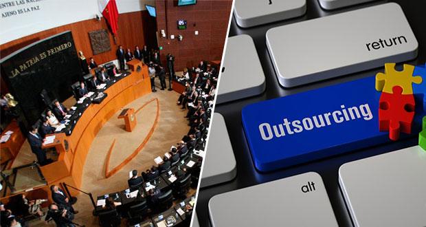 Senado aprueba reforma que prohíbe outsourcing; mirá de qué va