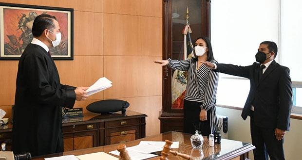 TSJ nombra dos nuevos jueces y hace cambios de adscripción