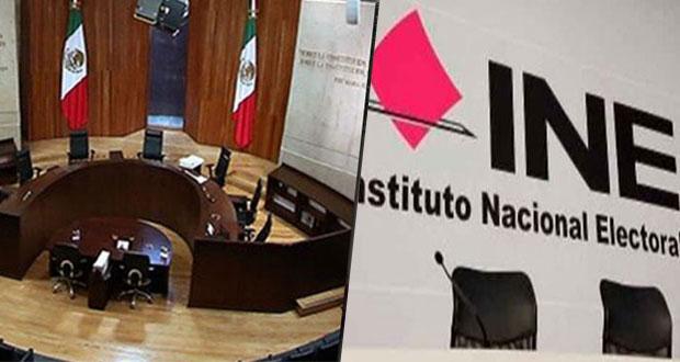 Tepjf validaría cambios del INE para asignación de pluris en San Lázaro