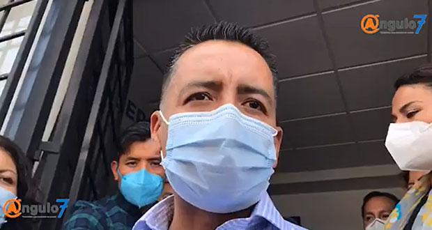 Tlatehui, candidato del PAN a San Andrés, no puede ser detenido, afirma