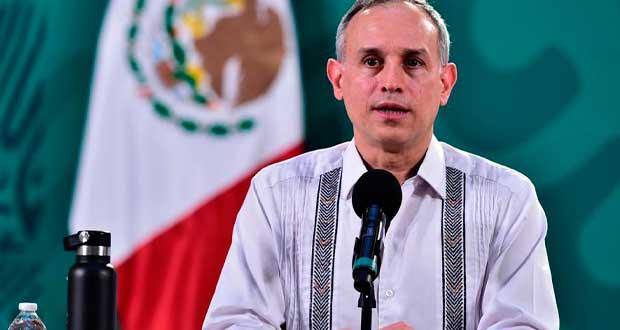 "México seguirá con vacuna Covid de AstraZeneca; trombosis, ""raras"""