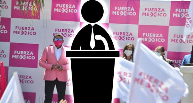 Poco conocidos y activistas, candidatos de FXM de Puebla a San Lázaro