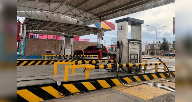 En Puebla, 2 estaciones siguen con gas LP más barato en zona centro