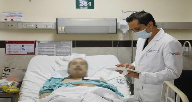 IMSS mejora la calidad de vida de pacientes con Parkinson