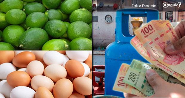 Estado de Puebla y su capital, superan inflación nacional en marzo