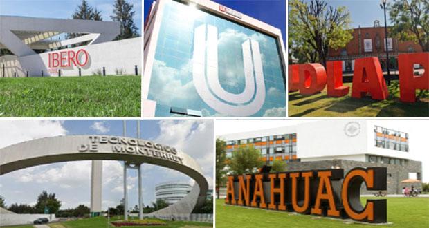 5 universidades en Puebla regresan a aulas en 2da semana de mayo: SEP