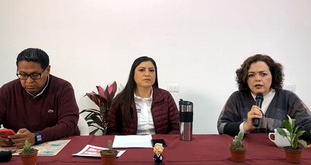 Algunos medios niegan derecho de réplica a Claudia Rivera, acusan
