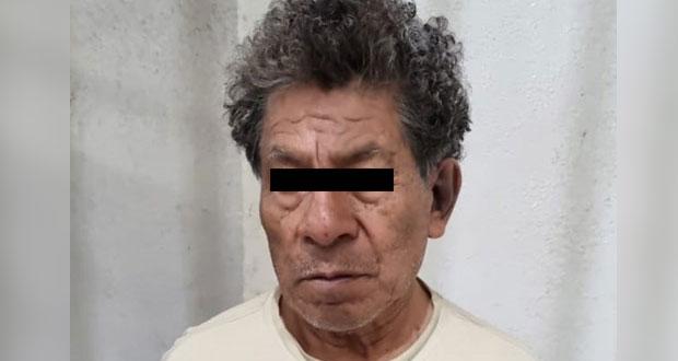 Arrestan a adulto mayor por feminicidio en Edomex; podría ser serial