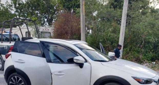 Atacan a candidata en Quintana Roo que sustituye a esposo asesinado