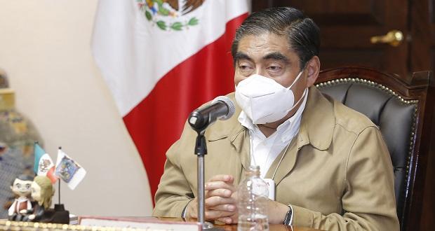 Barbosa respalda que Morenal busque la unidad de Morena en Puebla