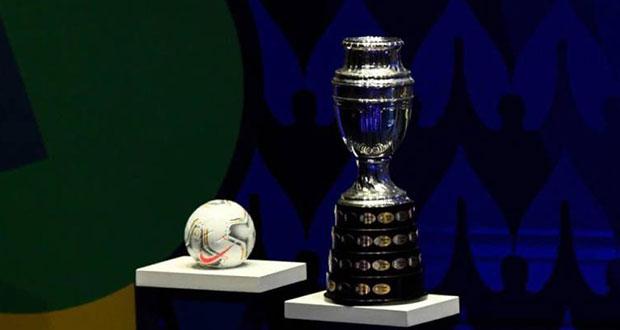 Brasil, la nueva sede para la Copa América, confirma Conmebol