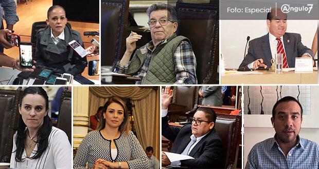 Buscan 7 diputados de Puebla su reelección ¿Cuál fue su trabajo?