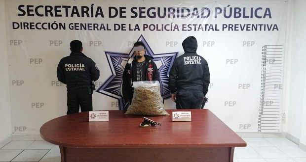 """Cae """"Bener"""", narcomenudista del grupo de """"La Tita"""" en Puebla"""