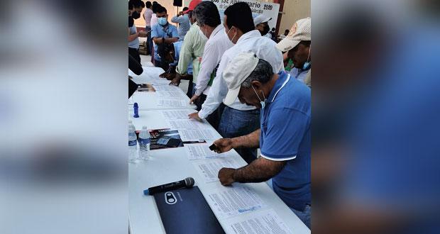 Comunidad zapoteca en Oaxaca avala instalación de Polo de Desarrollo