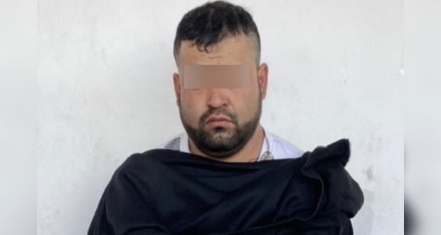 """Detienen a """"El Kalusha"""", presunto narcomenudista y secuestrador"""
