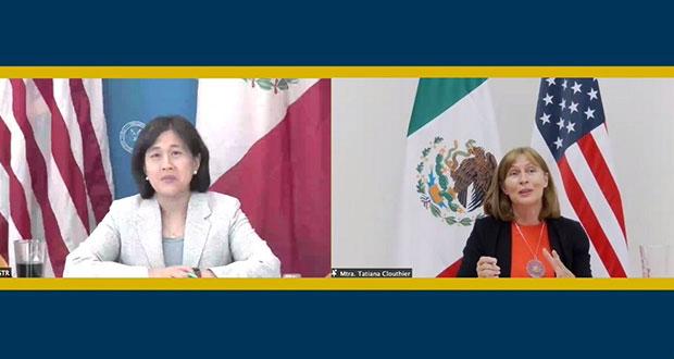 EU pide a México política energética que respete sus inversiones