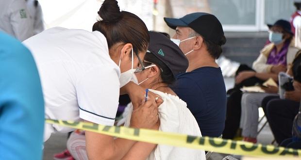 En Puebla, más de 92 mil docentes han recibido la vacuna Covid