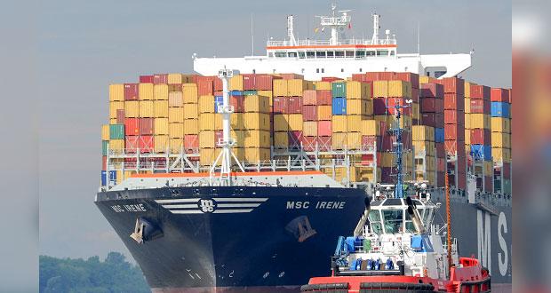 En abril, México sube 10.5% exportaciones agropecuarias y pesqueras