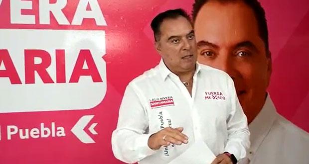 En día 100 de gobierno revertiré concesión de agua: Rivera Santamaría