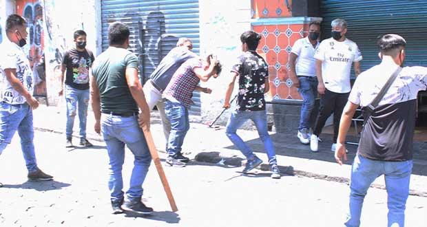 Enfrentamiento entre agrupaciones ambulantes del CH deja al menos 5 heridos