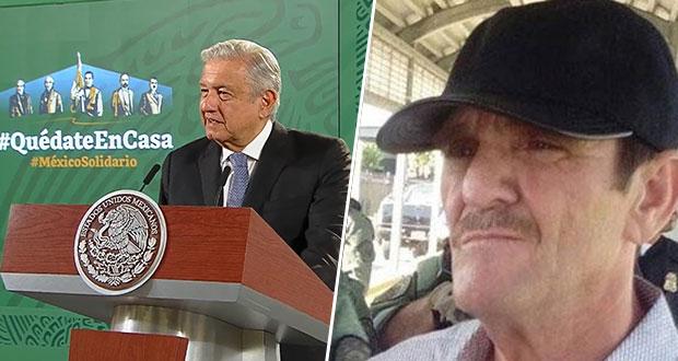 FGR habría hallado denuncia pendiente contra El Güero Palma: AMLO