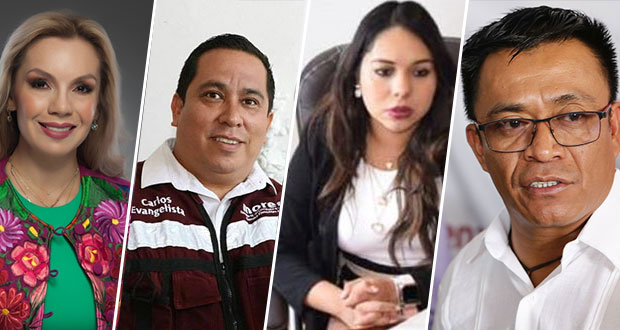 Impugnan morenistas pérdida de candidatura pluri a Congreso de Puebla
